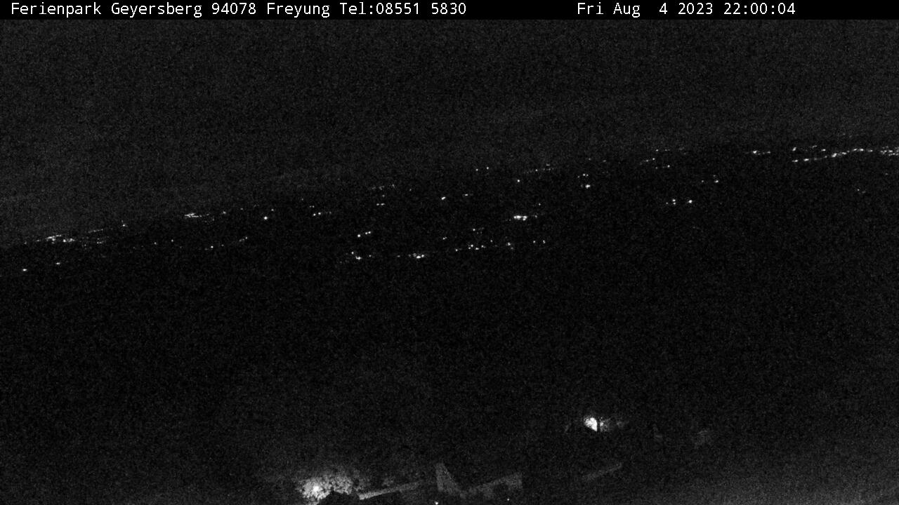 Webcam vakantiepark Geyersberg, Freyung – Beierse woud